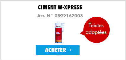 Ciment W-Xpress