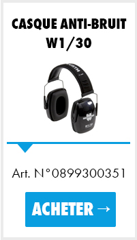 Casque anti-bruit W1/30