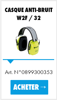 Casque anti-bruit W2F / 32