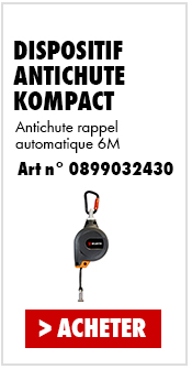 Dispositif antichute Kompact