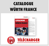 Catalogue Würth France