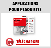 Applications pour les plaquistes
