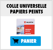 Colle universelle papiers peints